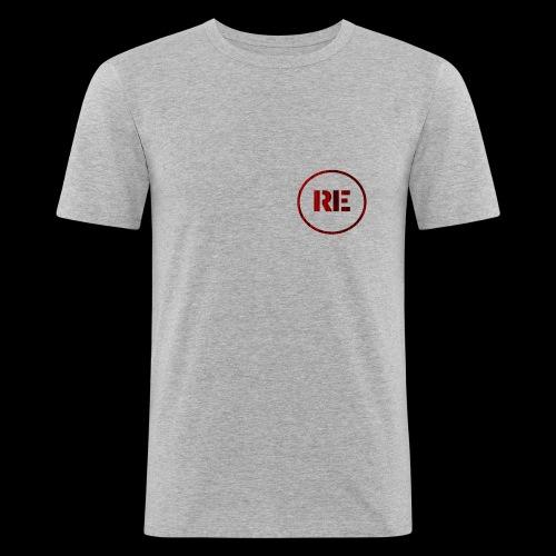 fghbnmv - Männer Slim Fit T-Shirt