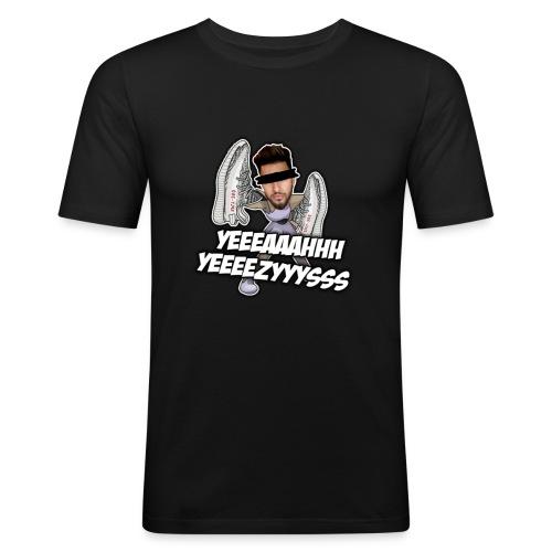 Yeah Yeezys! - Männer Slim Fit T-Shirt