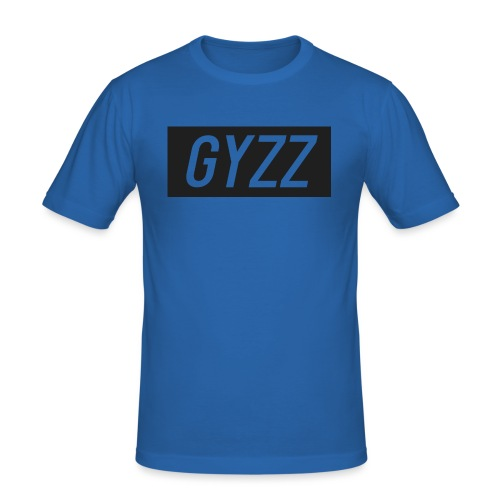 Gyzz - Herre Slim Fit T-Shirt
