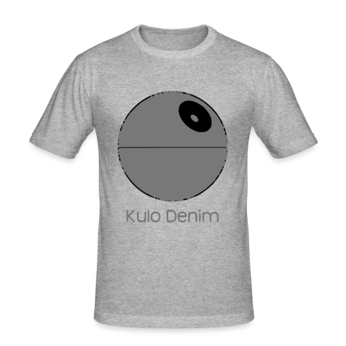 Moon - Men's Slim Fit T-Shirt