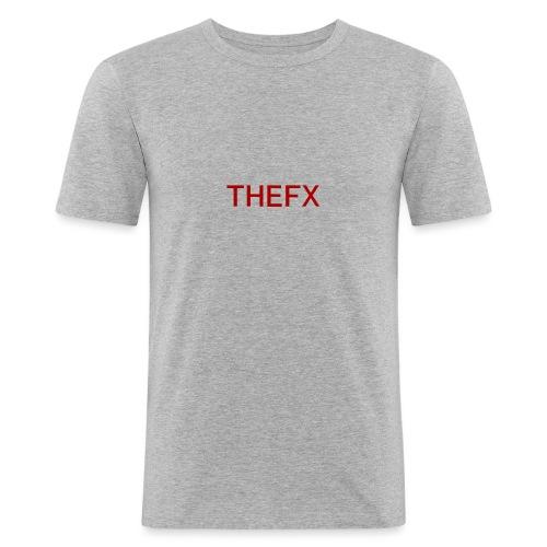 TheFX [FXiles Merch & Clothing brand] - Slim Fit T-skjorte for menn