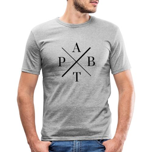 Transparent - Men's Slim Fit T-Shirt
