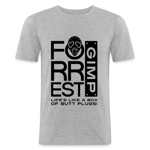 forestgimp - Men's Slim Fit T-Shirt