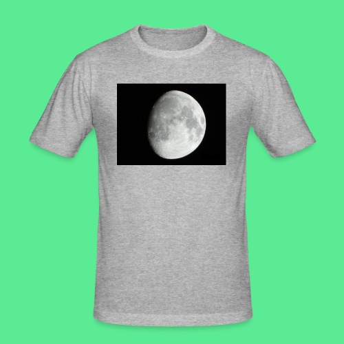 The moon - Men's Slim Fit T-Shirt