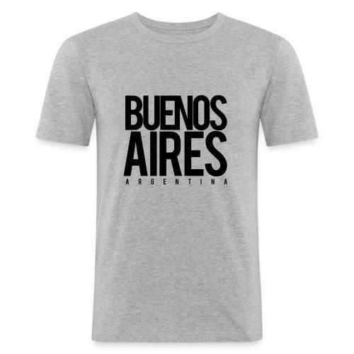 Buenos Aires Argentina - Camiseta ajustada hombre
