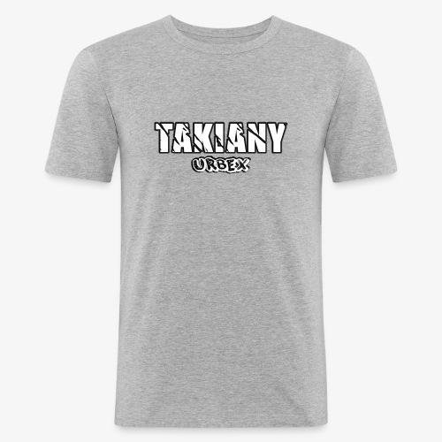 Takiany's Tshirt - Mannen slim fit T-shirt