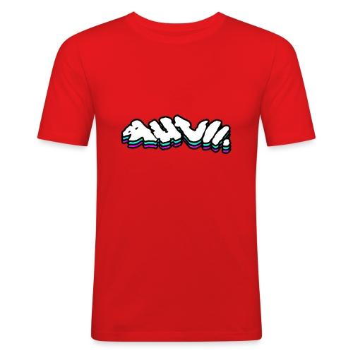 AHVII | Get Spacey - Mannen slim fit T-shirt