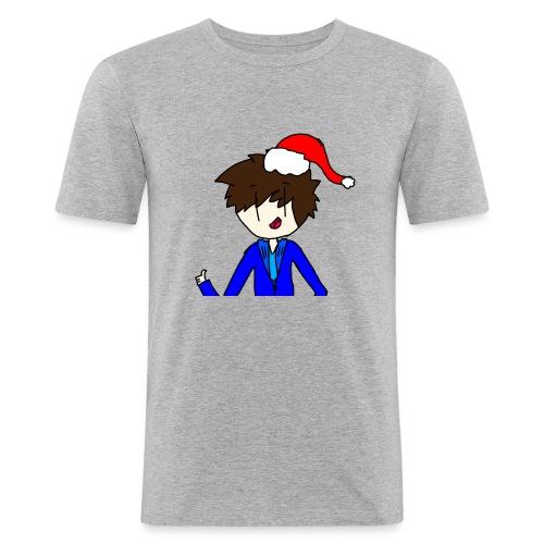 george west - Men's Slim Fit T-Shirt