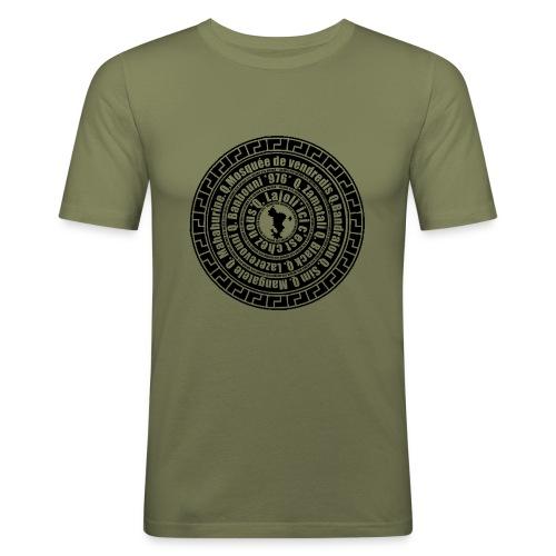 WENKA 4 - T-shirt près du corps Homme