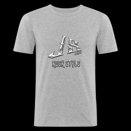 JS ROCK - T-shirt près du corps Homme