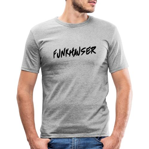 Funkhauser - Mannen slim fit T-shirt