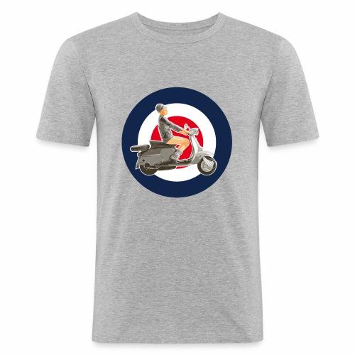 Scooter girl - T-shirt près du corps Homme