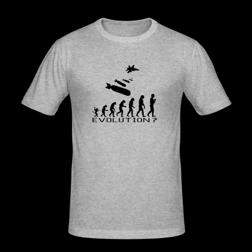 EVOLUTION - Camiseta ajustada hombre