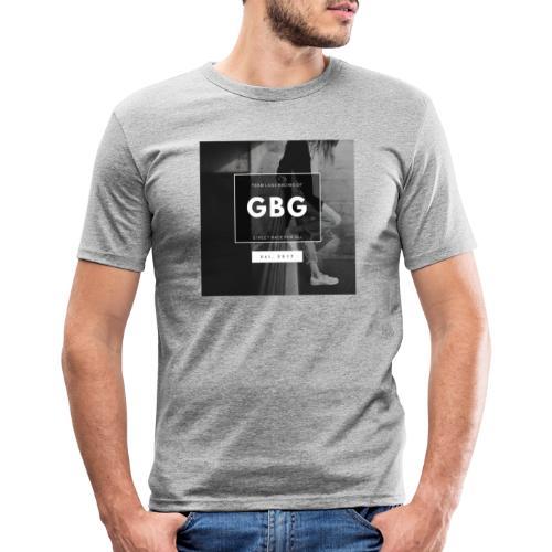Crew original tröja - Slim Fit T-shirt herr
