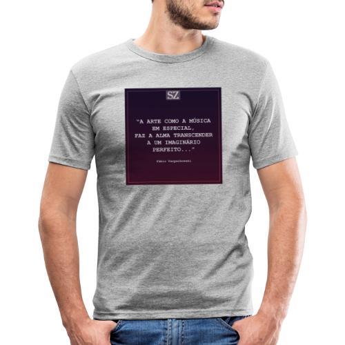 soulzone studioonline BhHGIJ2AoiK - Camiseta ajustada hombre
