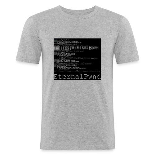 EternalBlue - slim fit T-shirt