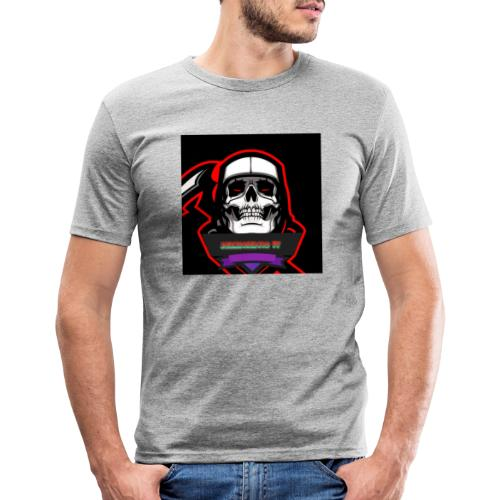 DerMagier432YT Shop - Männer Slim Fit T-Shirt