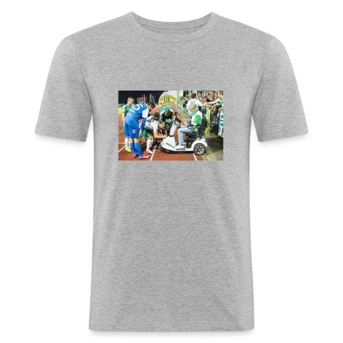 Kennedy Hammarby - Slim Fit T-shirt herr