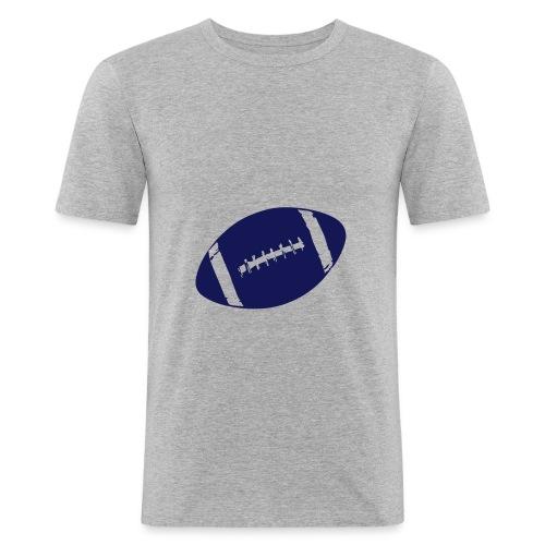 american footbal - slim fit T-shirt