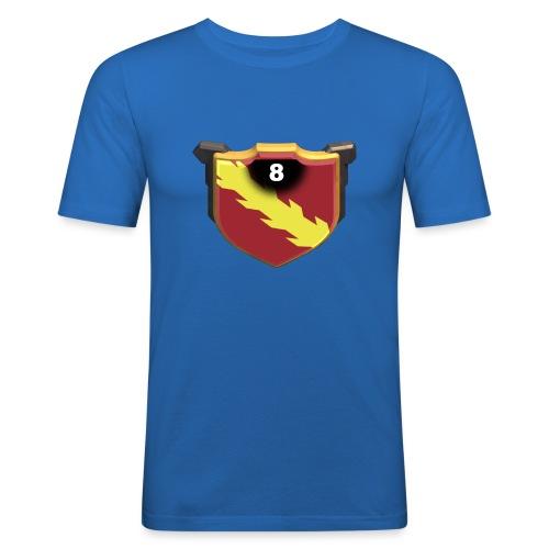ESCUDO-01 - Camiseta ajustada hombre