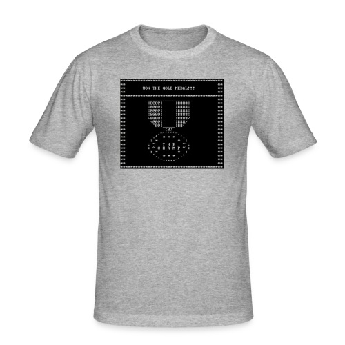 EternalChampion - Mannen slim fit T-shirt
