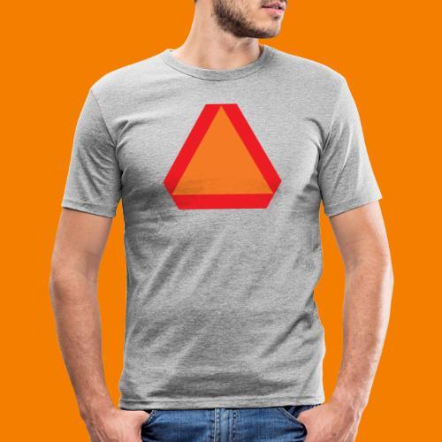 Långsamt gående - Slim Fit T-shirt herr