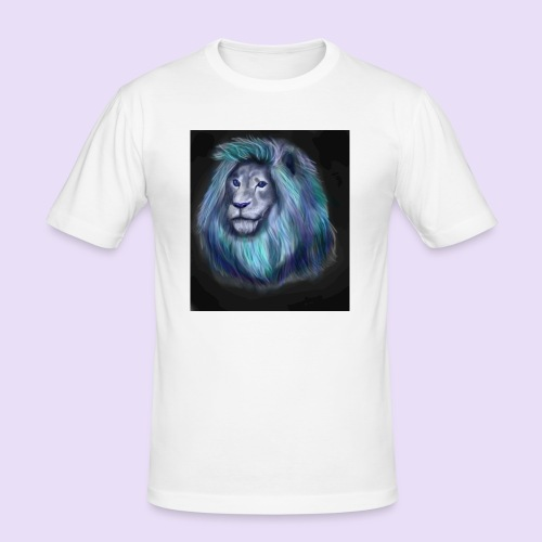 lio1 - Men's Slim Fit T-Shirt