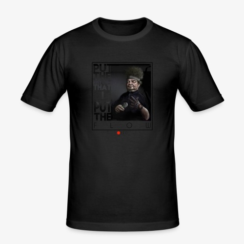 bboy forever - Camiseta ajustada hombre