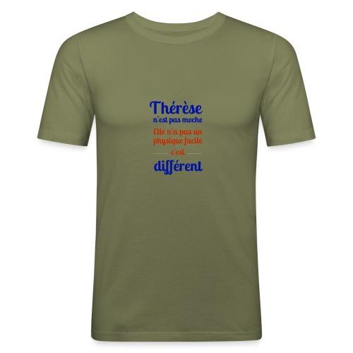 Thérèse - T-shirt près du corps Homme