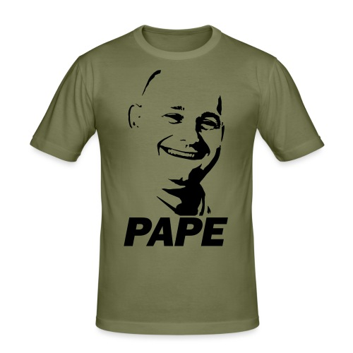 PAPE - Herre Slim Fit T-Shirt