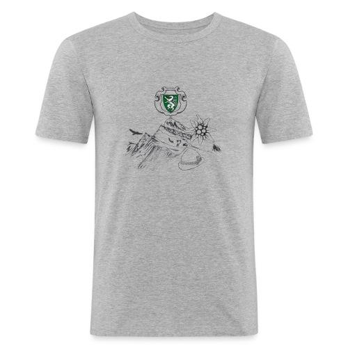 Steirische Heimat - Männer Slim Fit T-Shirt