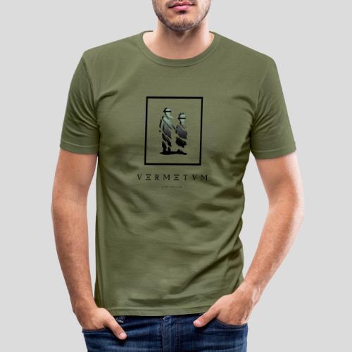 VERMETUM HIDDEN TRUTH EDITION - Männer Slim Fit T-Shirt