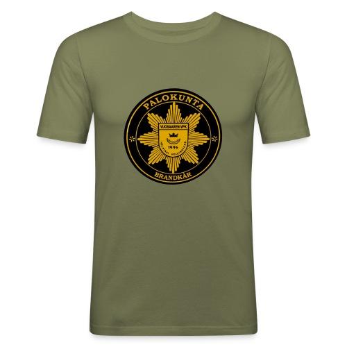 vvpk - Miesten tyköistuva t-paita