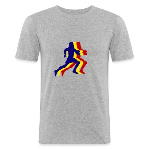 VPC 3 corredors - Camiseta ajustada hombre