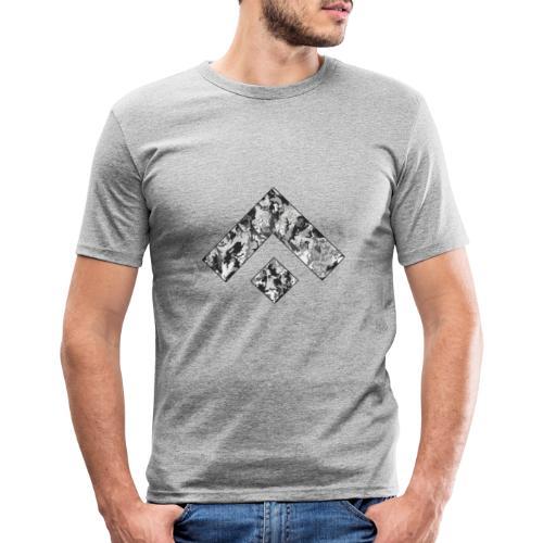 Logo Design - Camiseta ajustada hombre