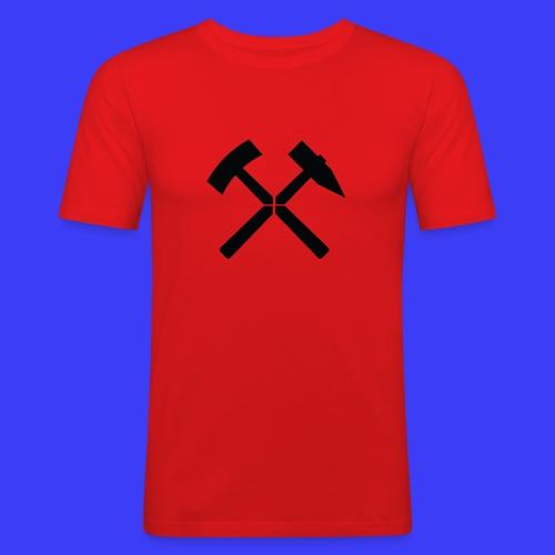 Pałki żelazne - Obcisła koszulka męska