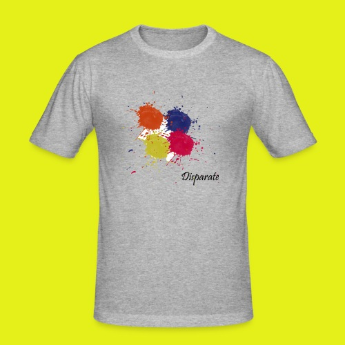 Camiseta 3 - Camiseta ajustada hombre