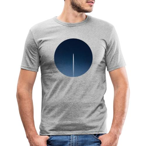 spaceflight - Männer Slim Fit T-Shirt