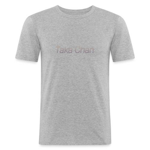 Taka chan - Maglietta aderente da uomo