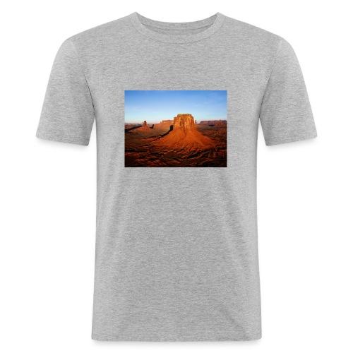Desert - T-shirt près du corps Homme