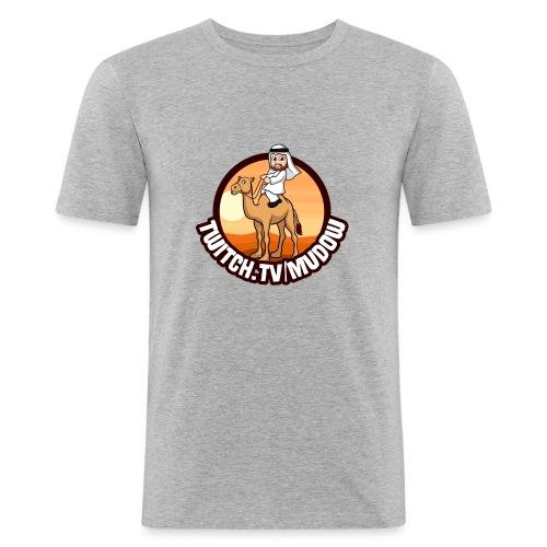 mudowdesign - Herre Slim Fit T-Shirt