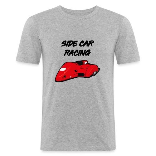 SIDE BASSET F2 - T-shirt près du corps Homme