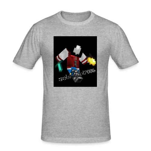 Sebastian yt - Herre Slim Fit T-Shirt