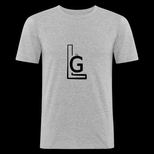 LegendgamingNL - Mannen slim fit T-shirt