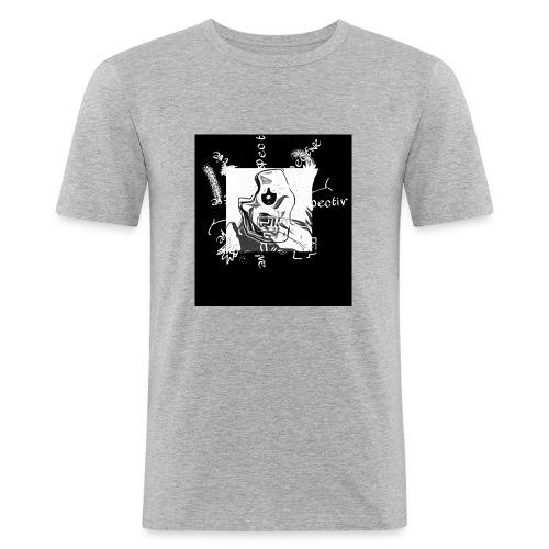 1517220622221 - Men's Slim Fit T-Shirt
