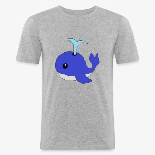 Van, der Wal - Männer Slim Fit T-Shirt