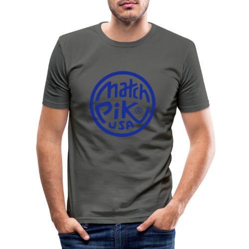 Scott Pilgrim s Match Pik - Men's Slim Fit T-Shirt