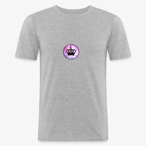 kinng of galaxy - T-shirt près du corps Homme