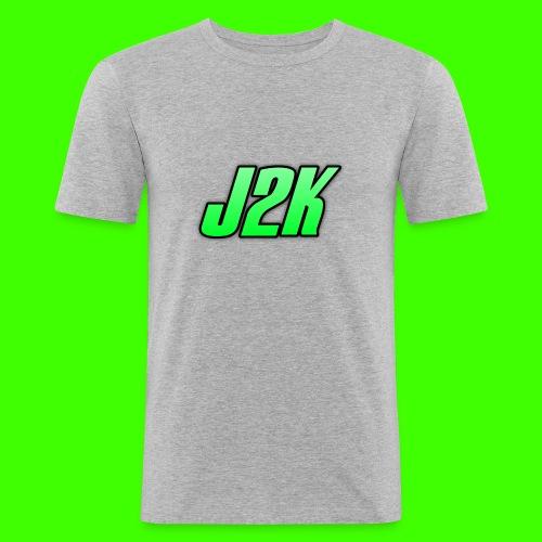 official J2K Day 1 Edition - Men's Slim Fit T-Shirt