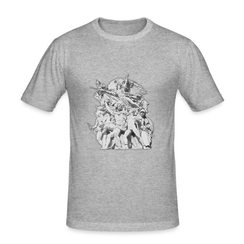 le dpart de 1792 - Men's Slim Fit T-Shirt